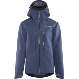 Norrøna Trollveggen Gore-Tex Light Pro Jacket Herre indigo night